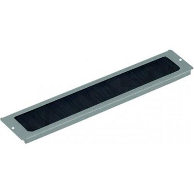 Щеточный ввод для шкафов серии NN, NS, серый