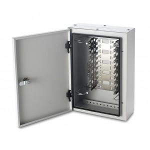 Connection Box 500 Series c 1 монтажным хомутом на 10 LSA-PLUS модулей (100 пар) 6428 2 421-00