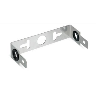 Монтажный хомут 2/10 на 1 модуль, гл. 22мм, шаг 22,5 мм