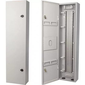 Connection Box 510 c 1 монтажным хомутом на 34 LSA-PLUS модуля 6428 2 423-00