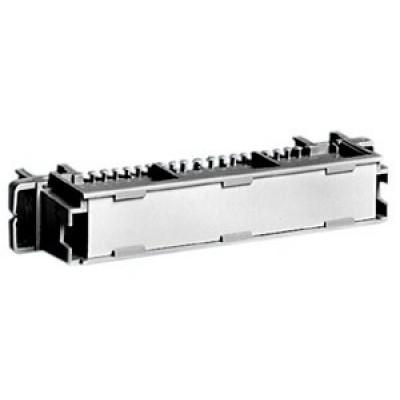 LSA-PROFIL Модульная рамка 2/10 с табличкой 6753 2 009-00