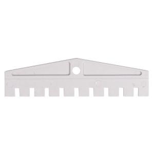 Размыкающий штекер 2/10 на 10 пар, серый