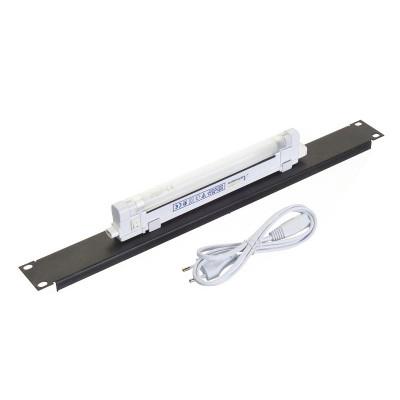 Панель освещения 1U, 6W, кабель 1,2 метра