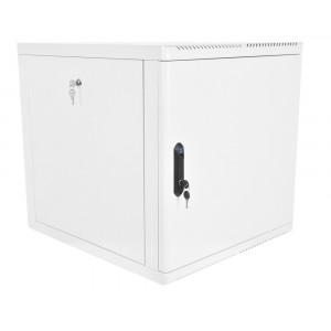 Шкаф телекомм. настенный 6U (600x520) дверь металл, цвет-серый
