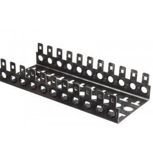 Монтажный хомут 2/10 на 11 модулей, гл. 22мм, шаг 22,5 мм