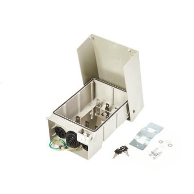 Коробка распределительная на 30 пар с заземлением