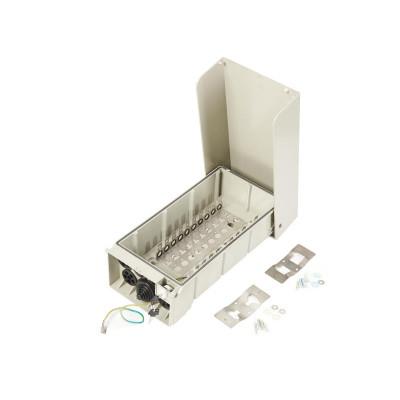 Коробка распределительная на 100 пар с заземлением