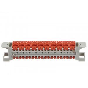 Плинт QCS 2810-B (система быстрого подключения)
