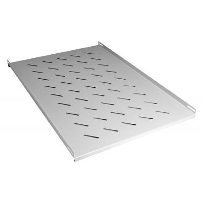Полка стационарная для шкафа гл. 900, цвет-серый