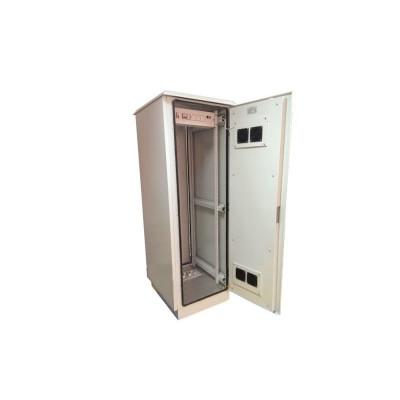 Всепогодный телекоммуникационный шкаф 42U, гл. 860 мм