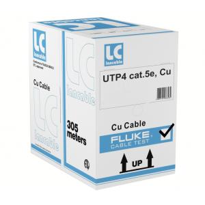 """Кабель UTP 4 cat.5e, бухта 305м, """"LanCable"""""""
