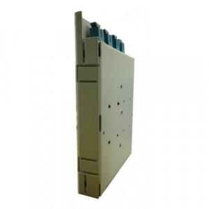 Кросс оптический настенный, микро, КОНм-4 LC,MM 62,5/125 укомплектованный