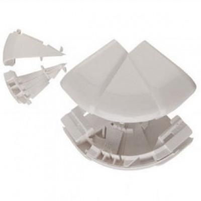 LEGRAND 010621 Угол внешний, переменный от 60° до 120°, для кабель-каналов 80х35мм, 105х35мм