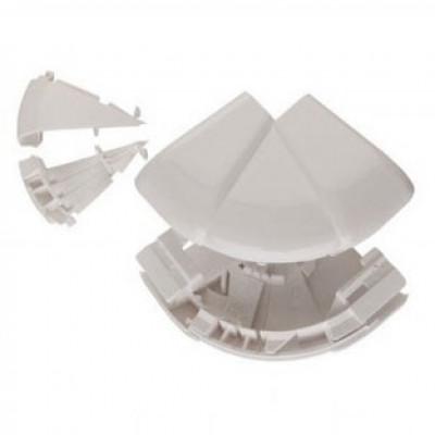 LEGRAND 010623 Угол внешний, переменный от 60° до 120°, для кабель-каналов 150х65мм, 195х65мм