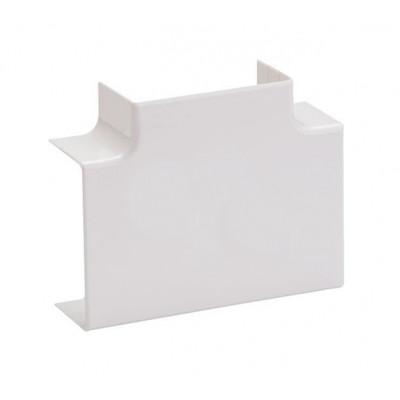 LEGRAND 030216 Ответвление Т-образное с перегородкой для кабель-каналов 32х20мм, 40х20мм, цвет белый