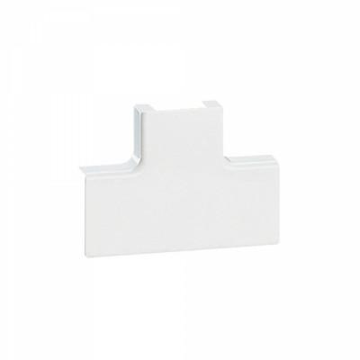 LEGRAND 030226 Ответвление Т-образное с перегородкой для каб-канов 60х16, 60х20, 75х20, цвет белый