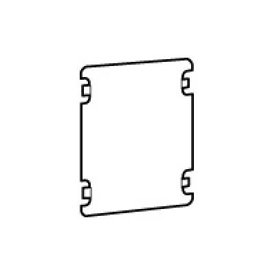 LEGRAND 030295 Фиксатор кабеля для кабель-каналов 60х16мм, 60х20мм, цвет белый