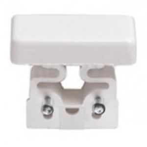LEGRAND 031207 Заглушка торцевая для кабель-канала 32х16мм, цвет белый