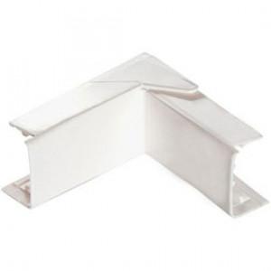 LEGRAND 033325 Угол внутренний/внешний переменный для кабель-канала 32х16мм, цвет белый