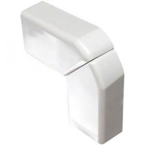 LEGRAND 033327 Угол плоский переменный для кабель-канала 32x16мм, цвет белый