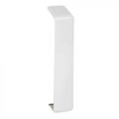 LEGRAND 033609 Накладка на стык кабель-канала 75Х20мм, цвет белый