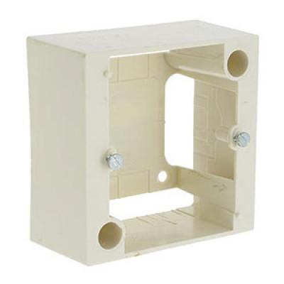 LEGRAND 055439 Коробка накладная 82х82, глубина 40 мм