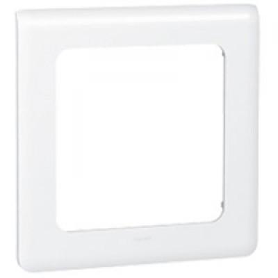 LEGRAND 078854 Декоративная рамка M45, 2Х2М, вертикальная, белая, Mosaic Rеnovation
