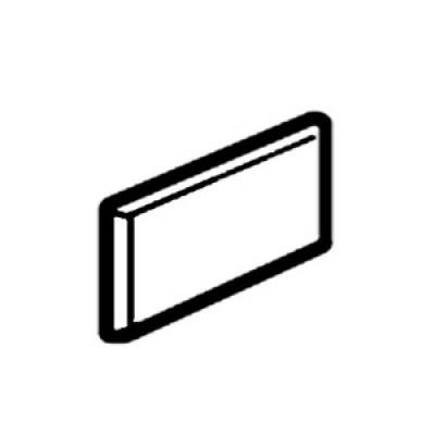 LEGRAND 079152 Держатель этикеток, плоский, прозрачный, Mosaic