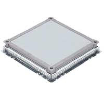 LEGRAND 089638 Крышка для напольных коробок с регулируемой глубиной 75-105мм, 24 модуля