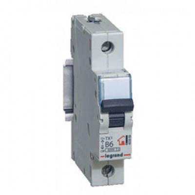 LEGRAND 403858 Автоматический выключатель, серия TX3, B10A, 1-полюсный