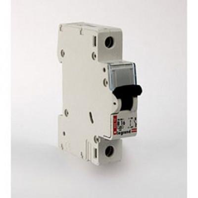 LEGRAND 407205 Автоматический выключатель, серия DX3-E, B10А, 6kA, 1-полюсный
