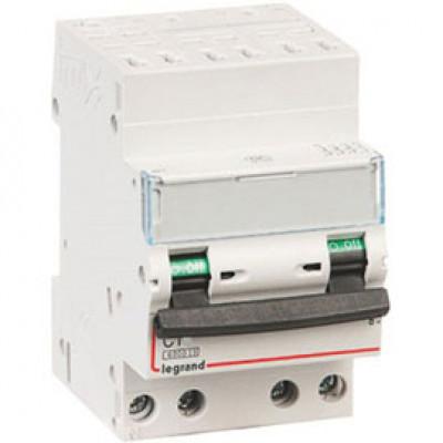 LEGRAND 407792 Автоматический выключатель, серия DX3, С1A, 10kA, 2-полюсный