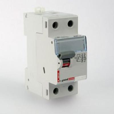 LEGRAND 411515 Дифференциальный выключатель, серия DX3, 40A, 100mA, 2-полюсный, тип АС