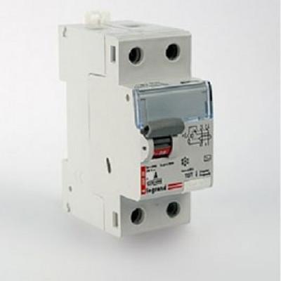 LEGRAND 411517 Дифференциальный выключатель, серия DX3, 80A, 100mA, 2-полюсный, тип АС