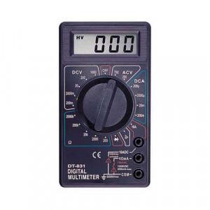 Мультиметр DT 831