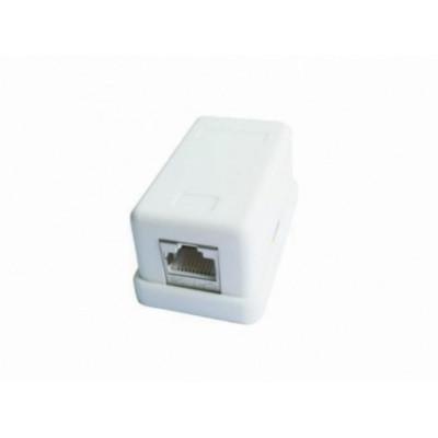 Компьютерная розетка -1xRJ-45 CAT5e , одинарная, тип Krone/110