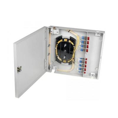 Кросс оптический настенный, КОН-16 LC,MM укомплектованный