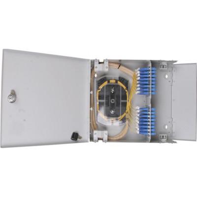 Кросс оптический настенный, КОН-24 LC,MM укомплектованный