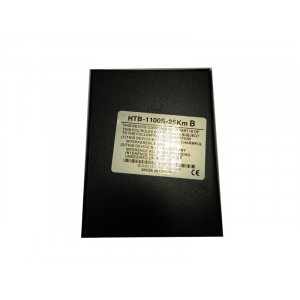 WDM 10/100 медиаконвертер, SM, SC, 1550nm, 20 km