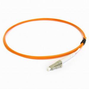 Шнур оптический Pigtail, многономод (1.5м) LC/UPC, MM50/125 -1.5