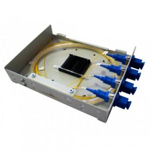 Кросс оптический настенный, микро, КОНм-4 FC,MM укомплектованный