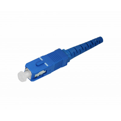 Коннектор SC/UPC SM, 3,0 мм