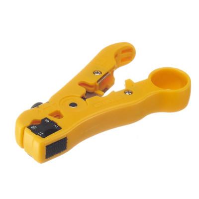 Инструмент для зачистки UTP/STP, RG-59/6/11, телефонного кабеля