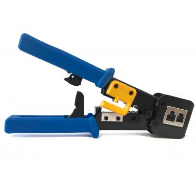 Инструмент обжимной для RJ-45  тип EZ (8P8C)